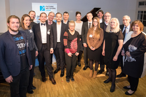 (c) www.fotodienst.at / Anna Rauchenberger – Wien, 27.11.2017 - Ehrung der Top Twenty Requirements Engineers und Software-Architekten aus 2016