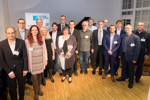 (c) www.fotodienst.at / Anna Rauchenberger – Wien, 27.11.2017 - Ehrung der Top Twenty Requirements Engineers und Software-Architekten aus 2016. FOTO Gruppe der Top 20  Software Architekten: