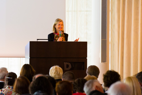 (c) fotodienst/Boaz Heller. Zurich, 6.4.2015, 8th Swiss Forum for Mood and Anxiety Disorders (SFMAD). Prof. Dr. med. Edith Holsboer-Trachsler