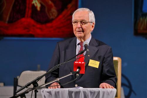 Prof. Klaus Töpfer, UNDP-Exekutivdirektor a.D.