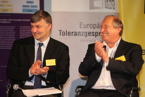 Der erste Nachmittag der Europäischen Toleranzgespräche 2016 im Kärntner Bergdorf Fresach war den Folgen und Kosten des Klimawandels gewidmet.
