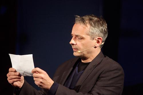 Höhepunkt der Europäischen Toleranzgespräche 2016 in der evangelischen Kirche von Fresach. Thomas Maurer tritt mit seinem Kabarettprogramm